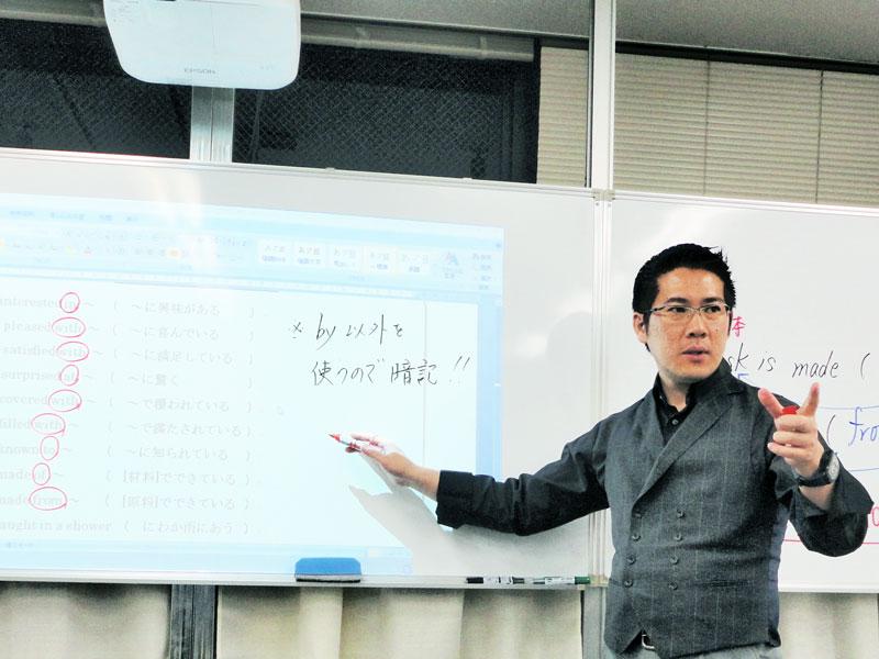 大阪の看護予備校トライアルゼミの無料体験授業