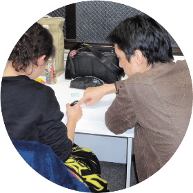 大阪の看護予備校の中でもナンバーワンのサポート